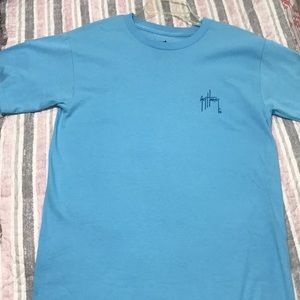 Guy Harvey blue shirt